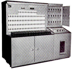 ... in early electronic control systems dimmers to channels) physically either through a  patch panel  (see photo) or by plugging cables directly into the ... & Stage Lighting for Students azcodes.com
